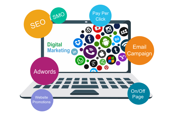 digital marketing Agency Qatar banner